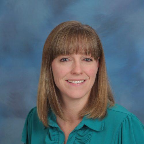 Laurie McIntyre, Children's Ministry Teacher